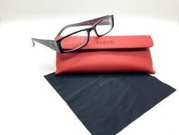 GUESS GU1589 BLK Women's Eyeglasses Frames Plastic 52-16-135