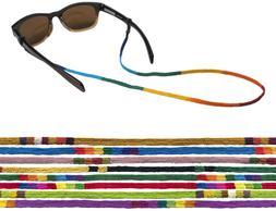 CROAKIES Guatemalan Woven World Cord Spec Ends Sunglass Eyeg