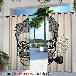 familytaste Indie Indoor/Outdoor Single Panel Print Window C