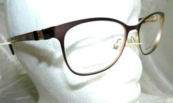 Kate Spade Eyeglasses Jonae Burgundy Eyeglass Frames New Wom