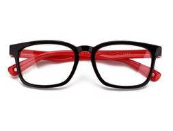Kids Children Sport With Strap Eyeglasses Frame Glasses Eyew