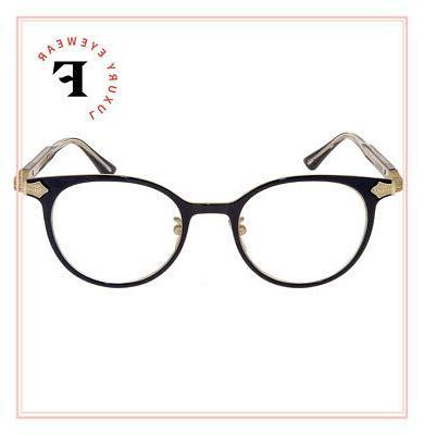 Gold RX Eyeglasses Optical