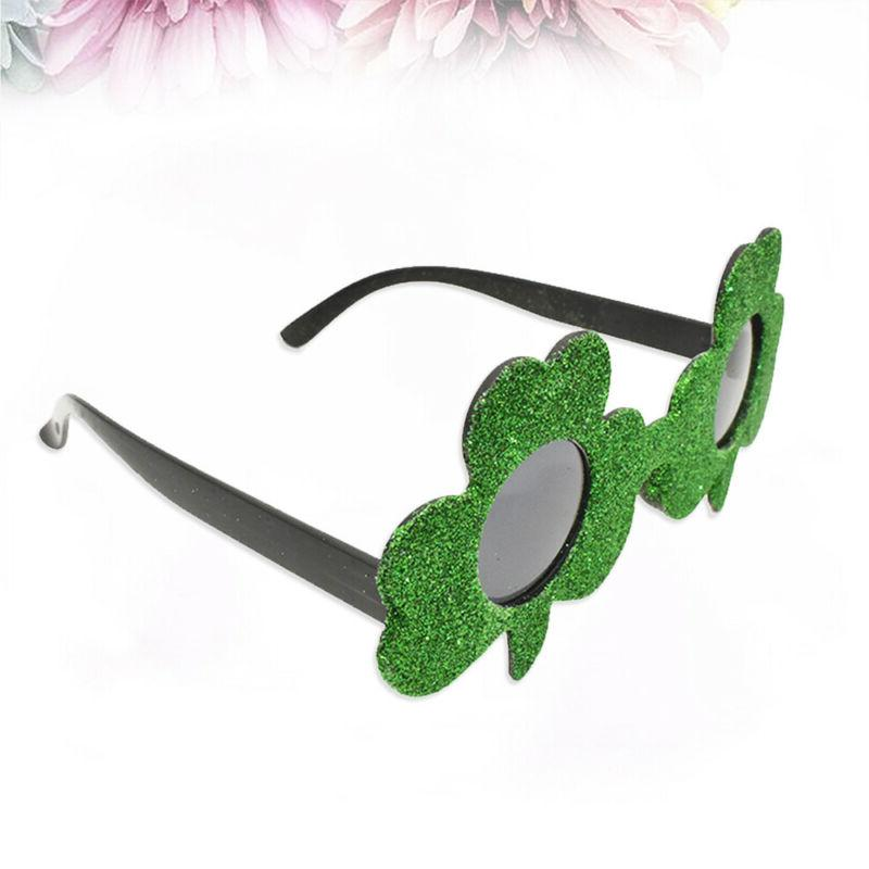 1PC Green Eye Glasses for Birthday Party