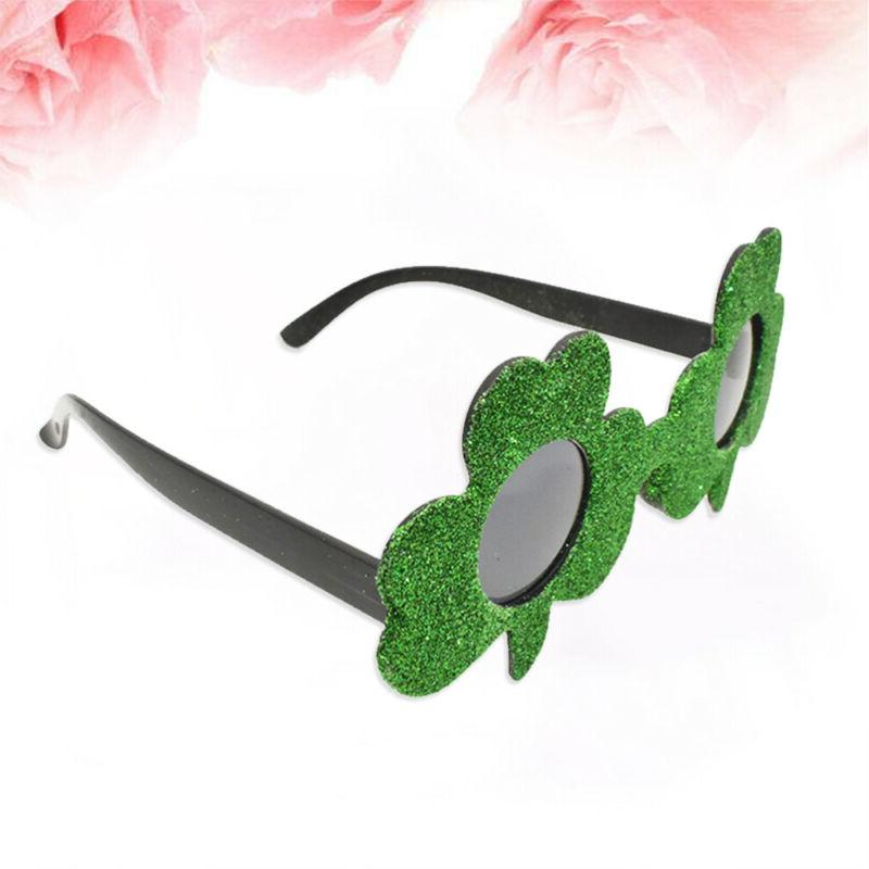 1PC Green Glasses Birthday Party