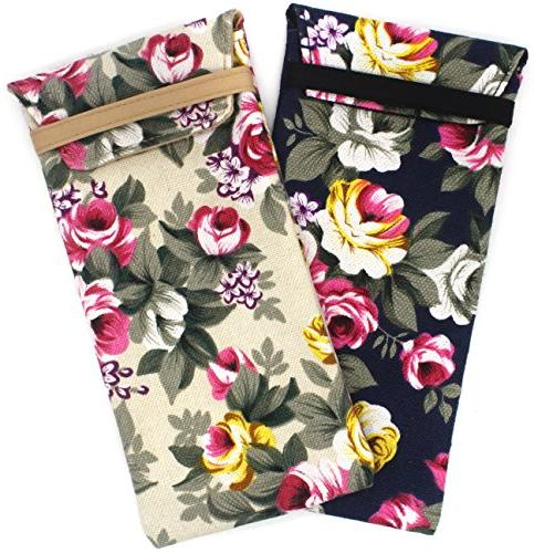 2 pack soft cloth slip in lady
