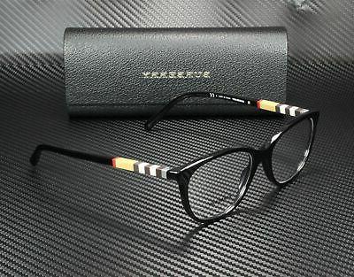 Burberry BE 2205 Eyeglasses 3001 Black