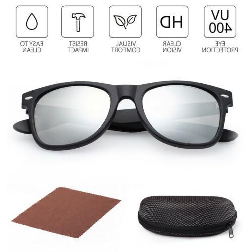 2Pairs Women's Wayfare Sunglasses Protection Lens