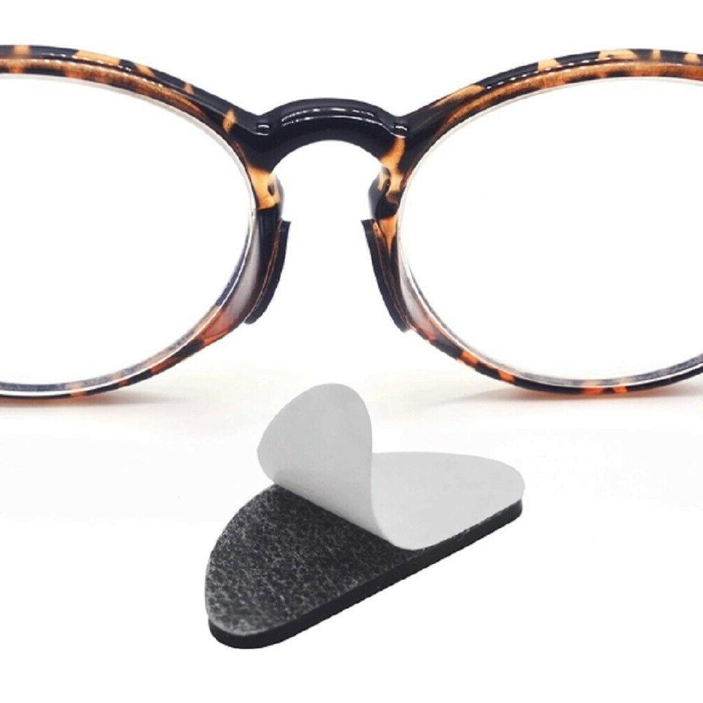5 Pairs Stick On Nose Pads For Eyeglasses