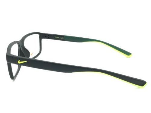 NIKE 001 Matte Eyeglasses Frames New