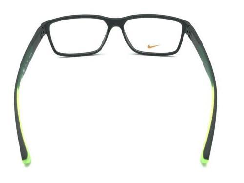 NIKE 7092 001 Matte Eyeglasses New