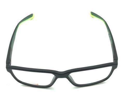 NIKE 7092 001 Matte Black Eyeglasses 55-14 New