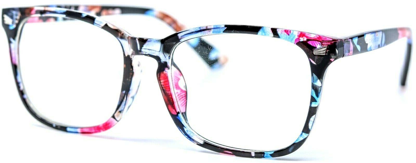 Agstum Flowers Eyewear Eyeglasses 53-15-140