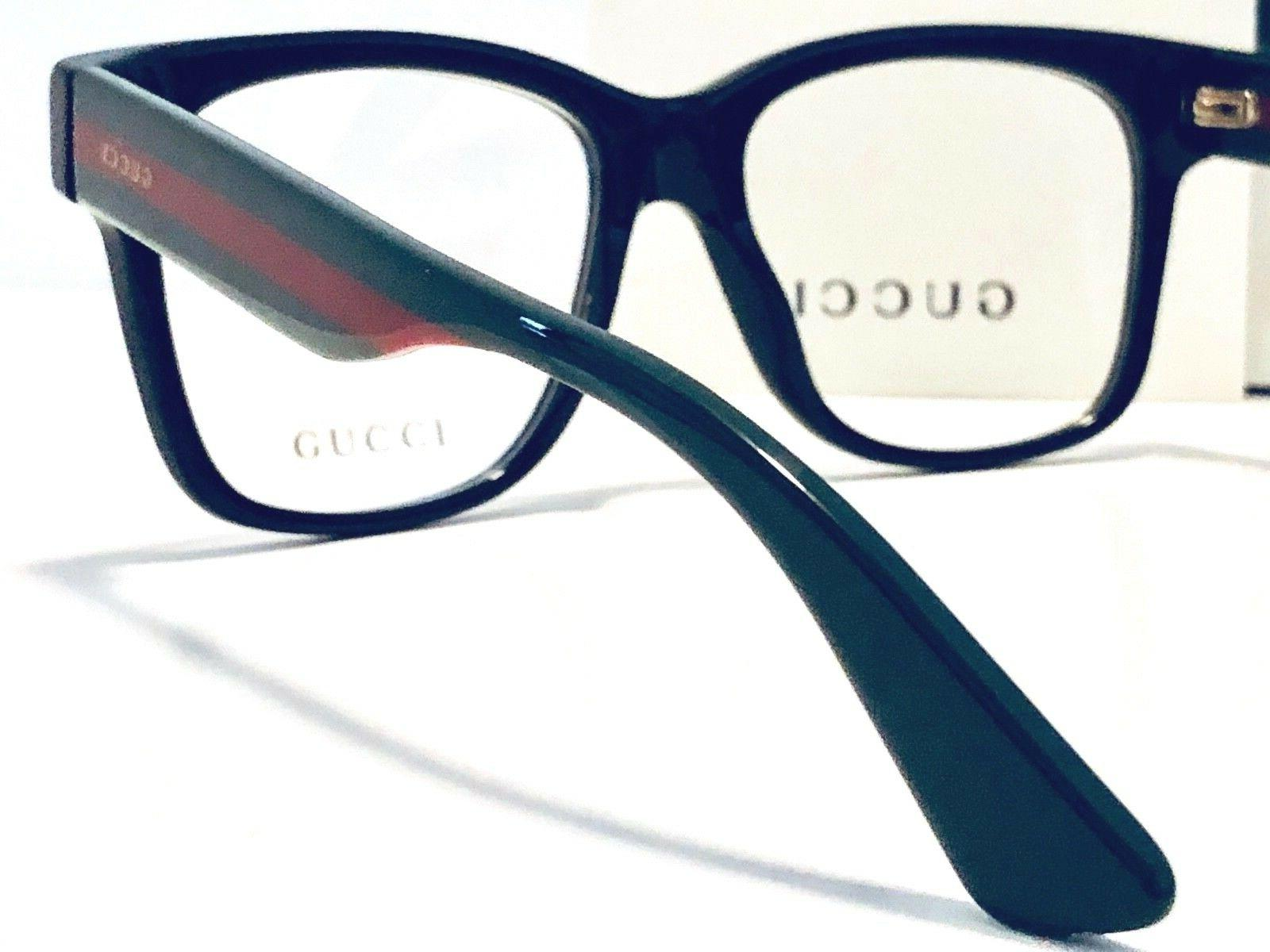 Gucci Eyeglasses Sensual GG 004 w/ Temples 56