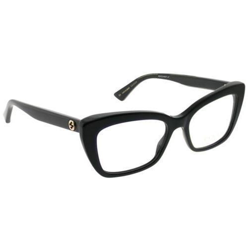 Gucci Plastic Cat-Eye Eyeglasses
