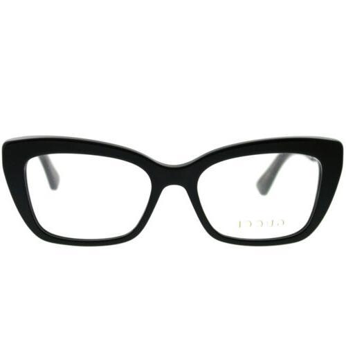 Gucci GG0165O Plastic Eyeglasses