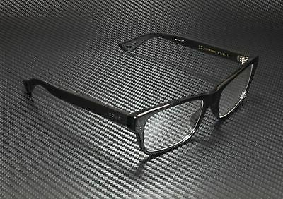 Gucci Men's Eyeglasses GG0006O GG/0006 001 Black/Transparent