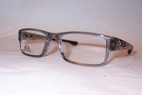 Oakley Airdrop OX 8046-0357 Grey Shadow RX Eyeglasses 57MM A