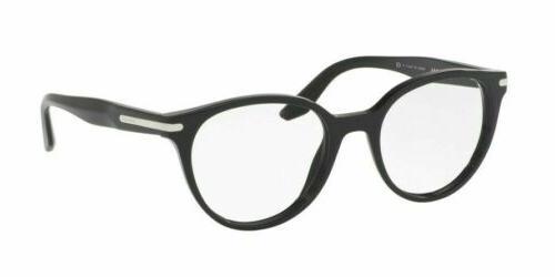 PRADA JOURNAL 07T 1AB-1O1 Eyeglasses Optical Frames Glasses