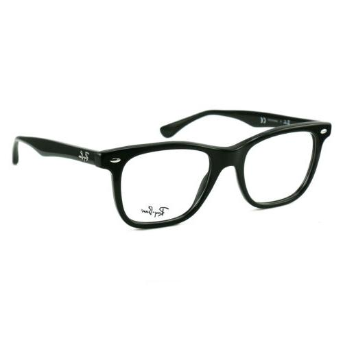 54d1a29f33 Ray-Ban RX Highstreet Framed Prescription Eye Glass Shiny Bl
