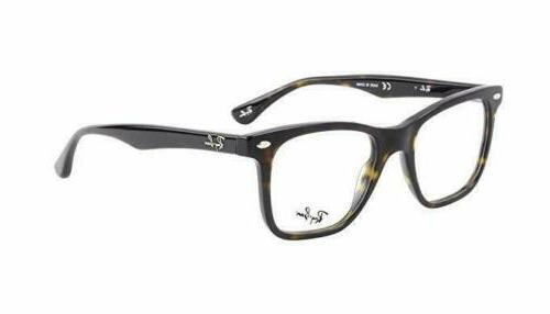 Ray-ban RX Highstreet Prescription Eye Glass Frames Dark Hav