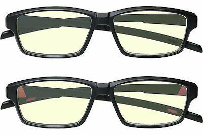 Anti Glare Reading Glasses Blocking Reduce Eyestrain