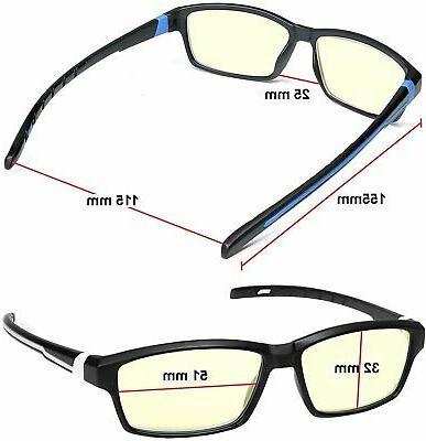 Anti Computer Glasses Reduce Eyestrain