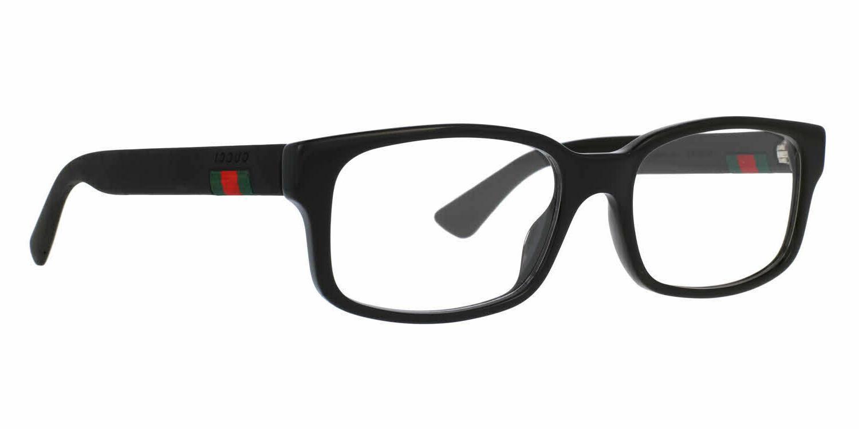 authentic 0012o 001 black eyeglass