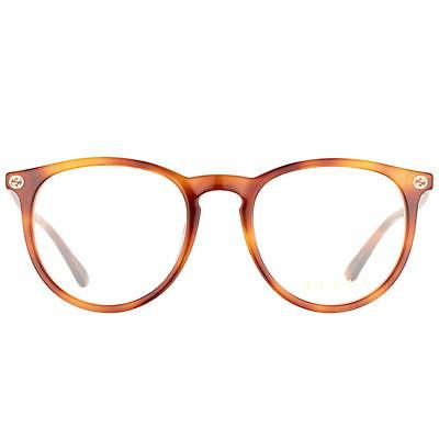 New Authentic Gucci 003 Round Eyeglasses