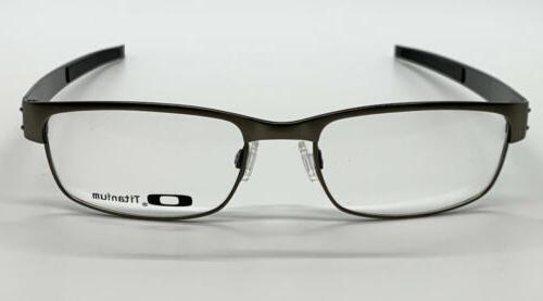 Authentic Oakley Metal 22-200 Men's Light Rx Eyeglasses 53-18-140