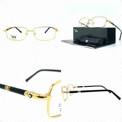 authentic montblanc eyeglasses mb 475u 030 58mm