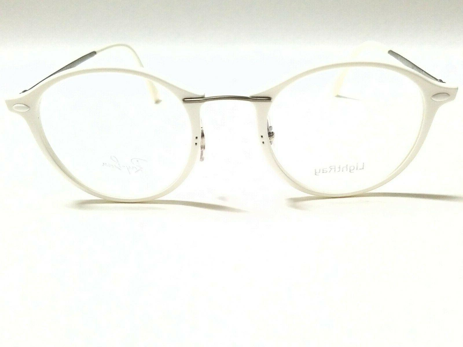 Authentic 5618 47/21/140 Round Eyeglasses