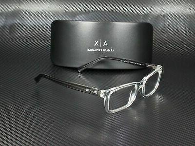 ax3007 8235 transparent crystal demo lens 53