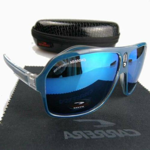 blue fashion men s sunglasses ruthenium pilot