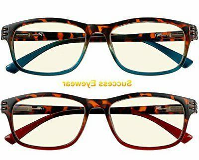 BLUE BLOCKING GLASSES Eyewear Anti Gaming Eyeglasses