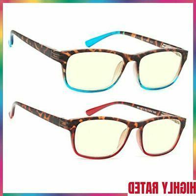 blue light blocking glasses eyewear anti uv