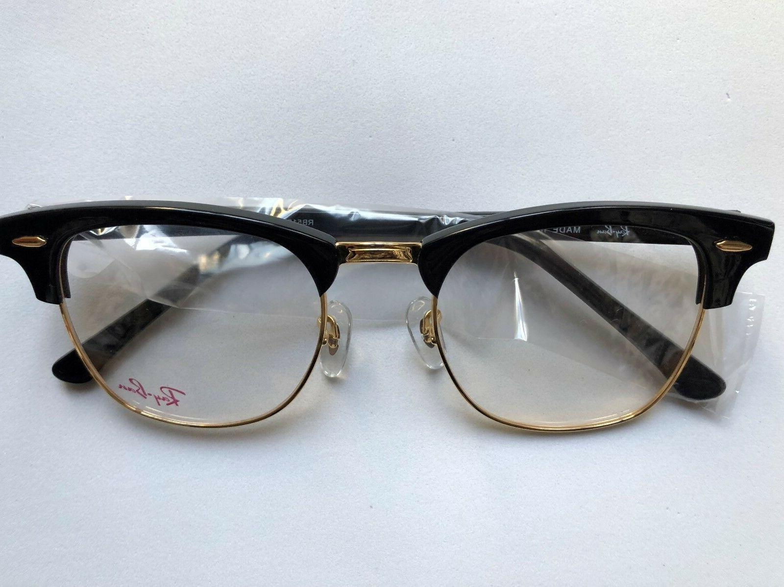 BRAND NEW! RAY-BAN RB 5154 2000 GOLD