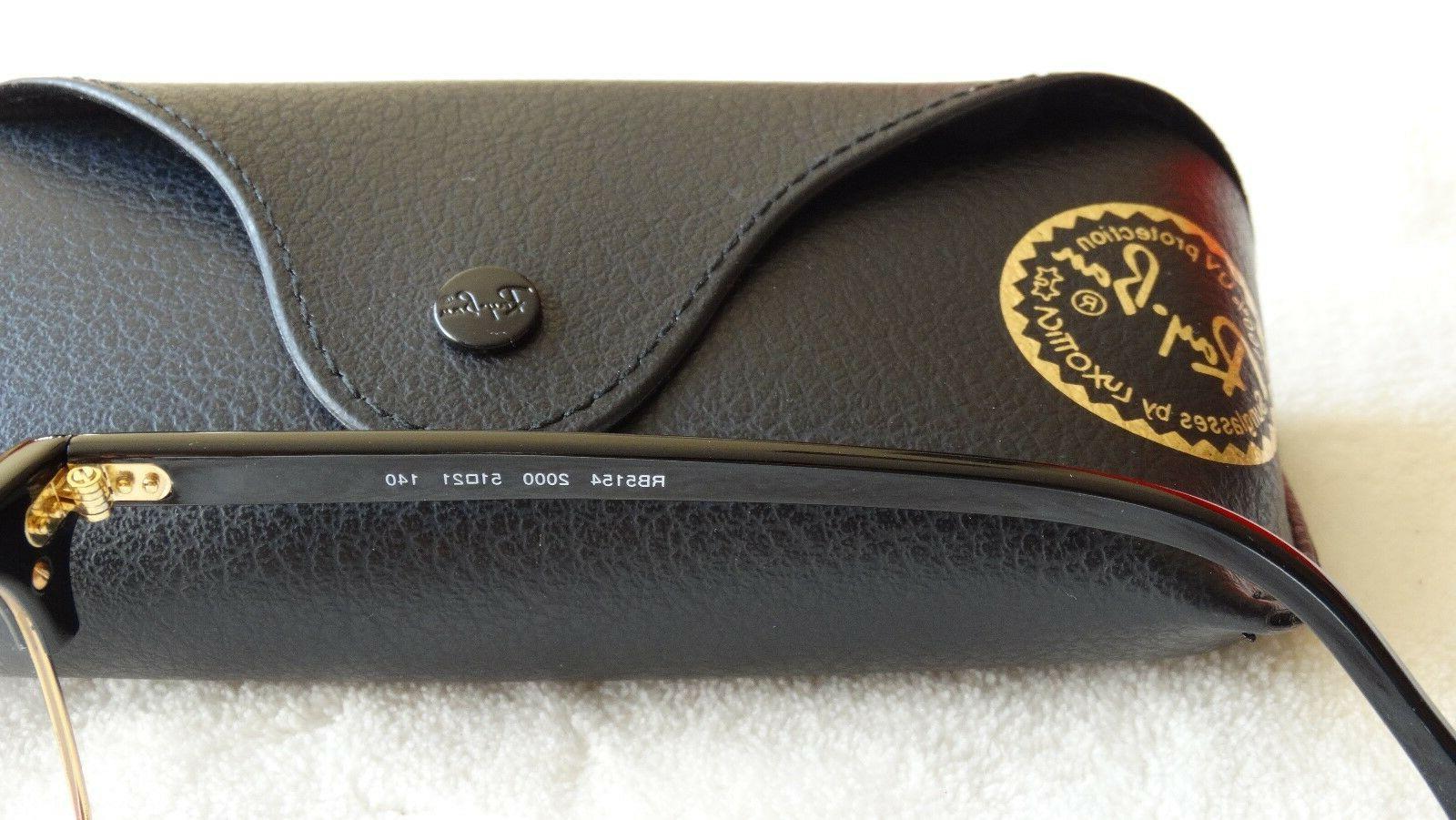 BRAND NEW! RB 5154 2000 EYEGLASSES SIZE GOLD