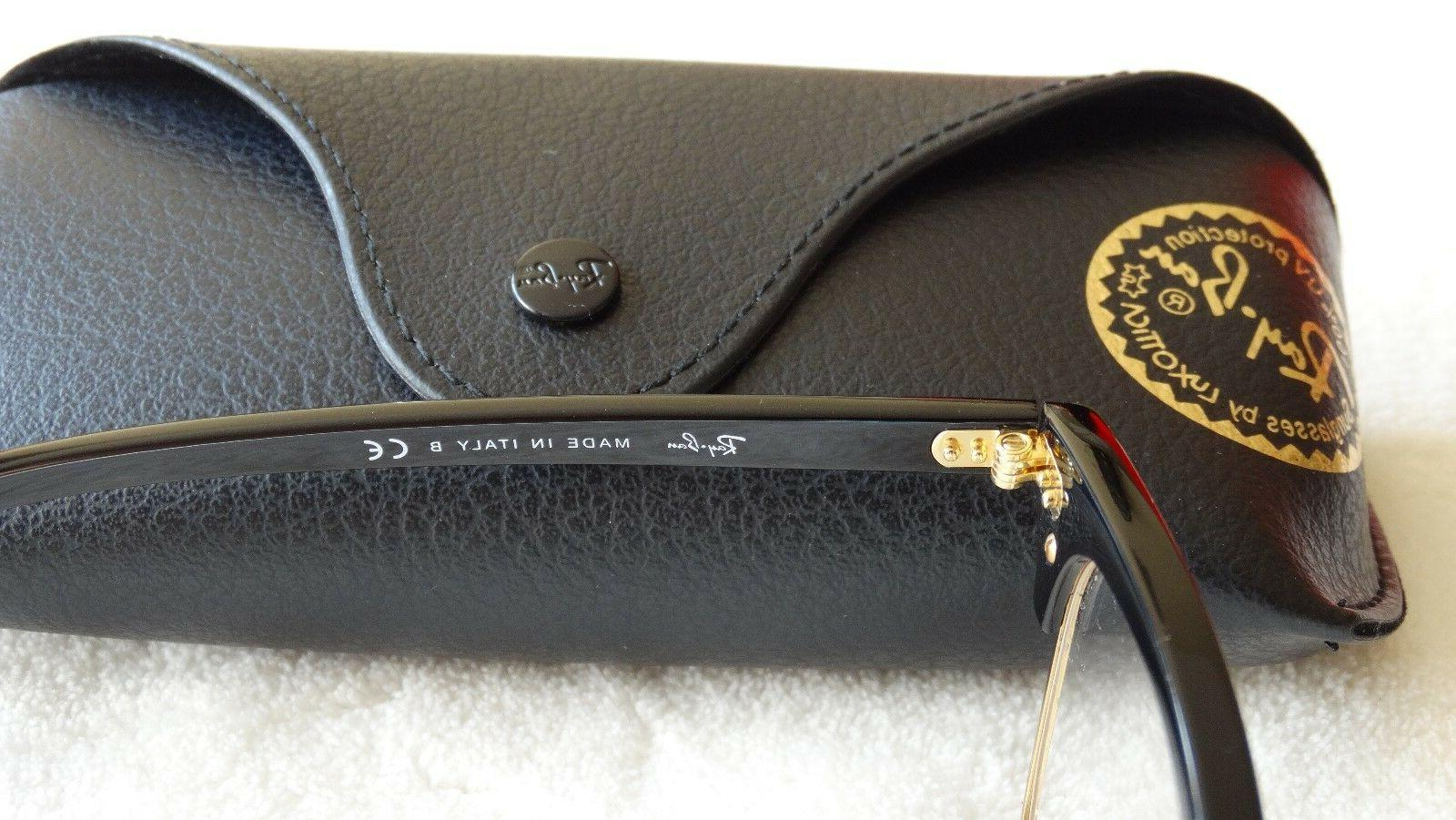 BRAND NEW! RAY-BAN RB 5154 FRAME SIZE 51 MM GOLD ITALY
