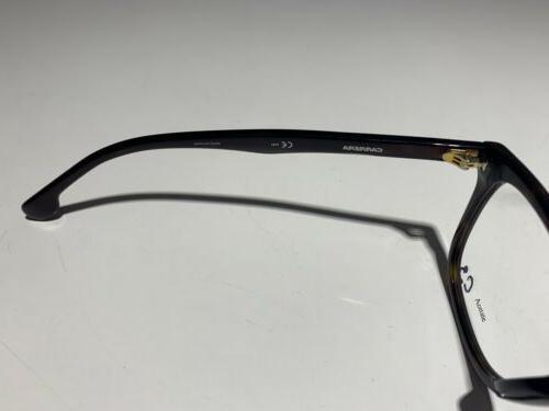 Carrera 135/V DARK 52-19-145MM Eyeglasses Case+cloth