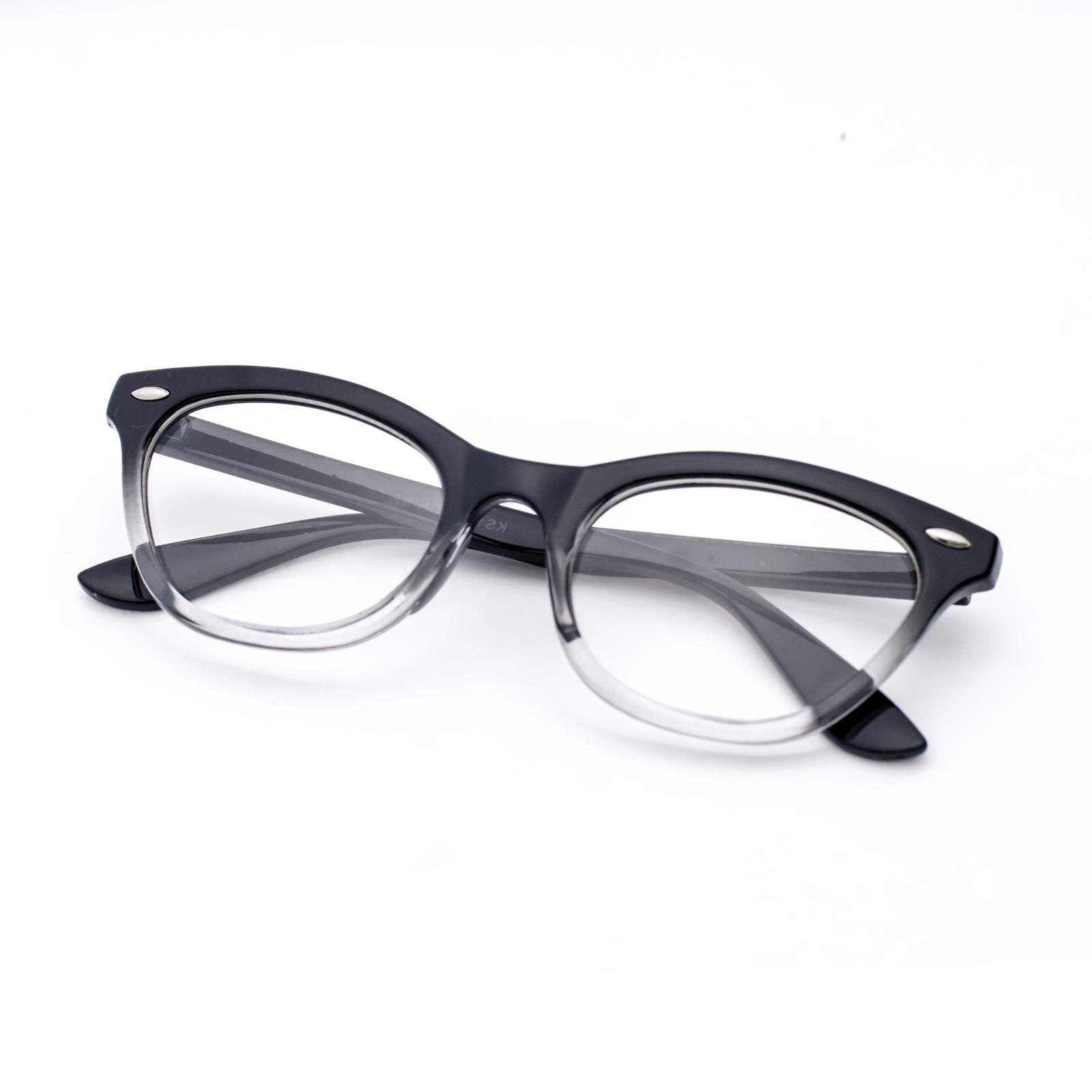 "CAT EYE Eyeglasses BAMBI ""Ombre"" Gradient GAFAS"