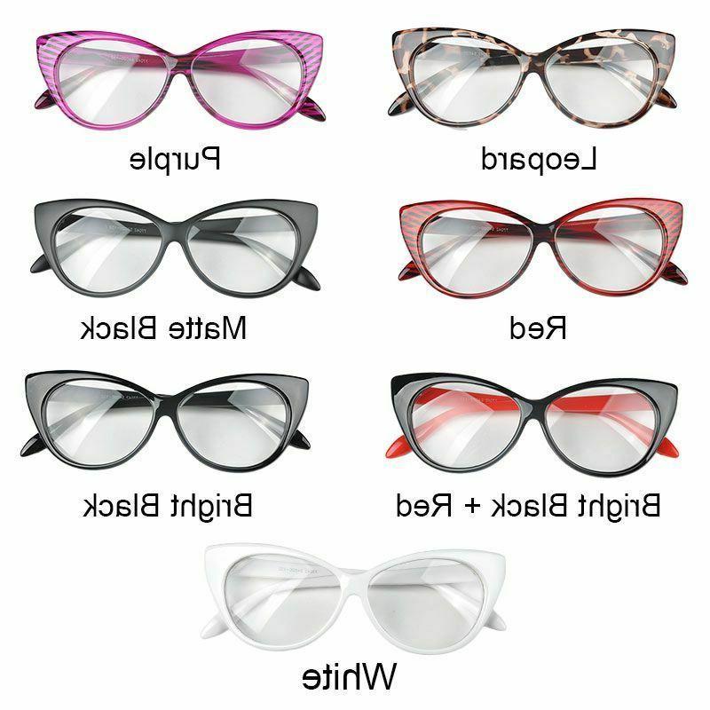 Cat Eye Glasses Plastic Beach Accessories
