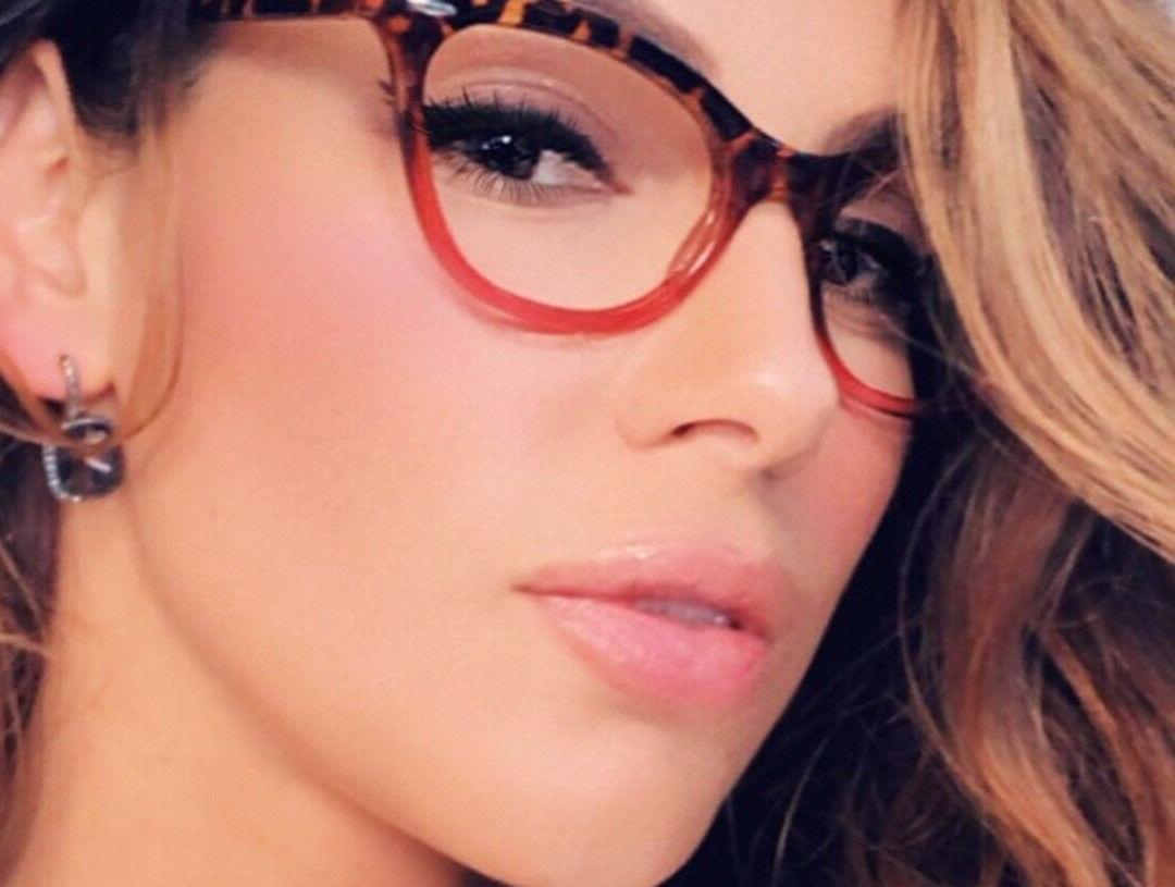 "Cat Eye Vintage Retro ""Ombre""  BAMBI Women Eyeglasses TORTOI"