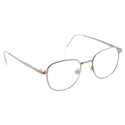 classic retro vintage small square clear lens