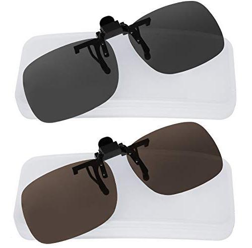 clip on sunglasses polarized sunglasses to clip