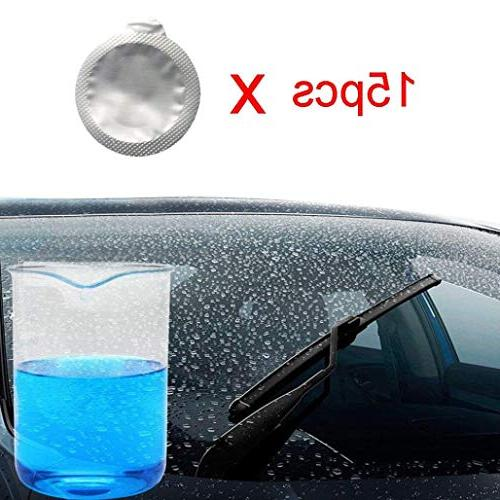 concentrated super auto glass cleaner concentrated effervesc
