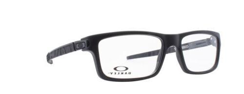 currency rx eyeglasses ox8026 0154 satin black