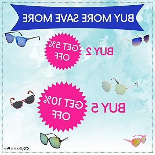 Women's Large Eyeglasses Sunglasses Unisex Eye