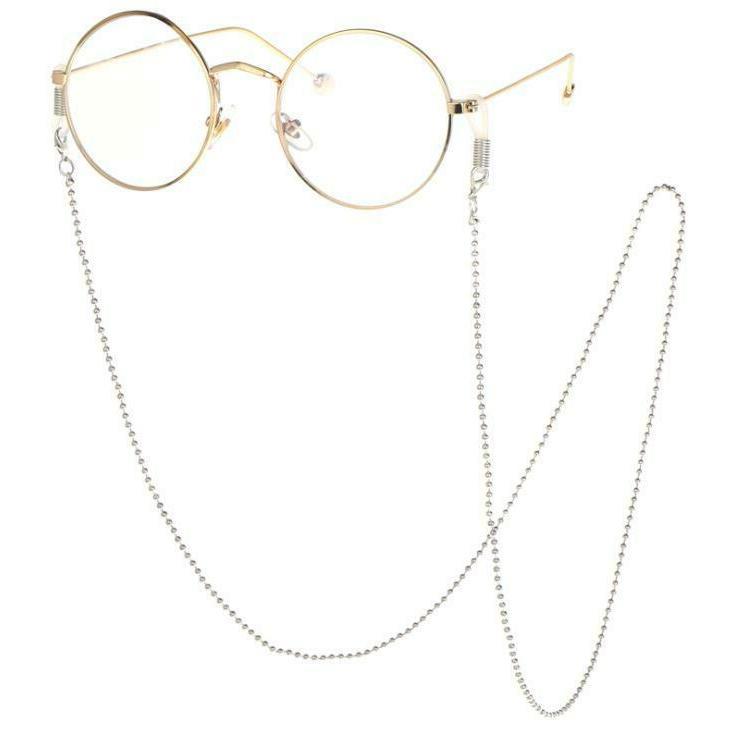 Eyeglass Bead Glasses Chain Eyewear