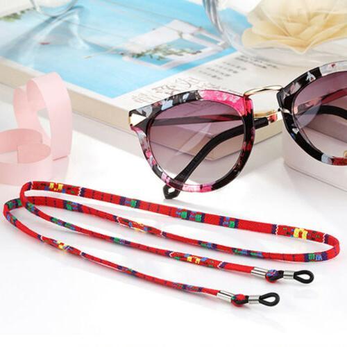 Eyeglass Chains Cotton String Retainer Strap Eyewear Lanyard