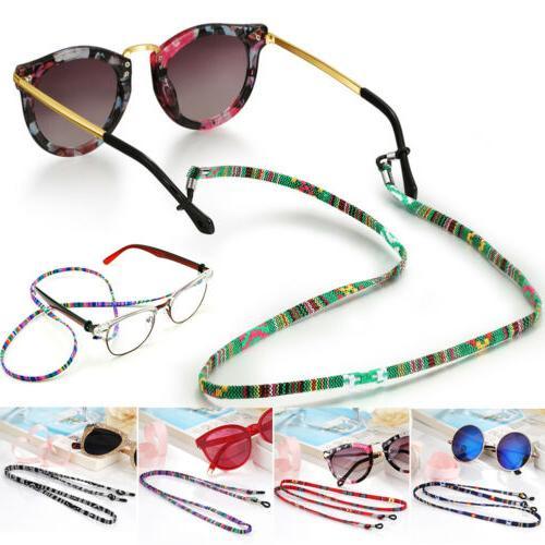 eyeglass chains cotton neck string cord retainer